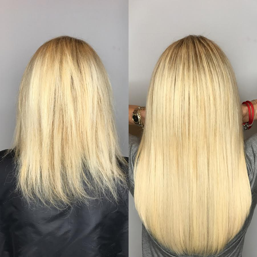 london hair extensions micro rings