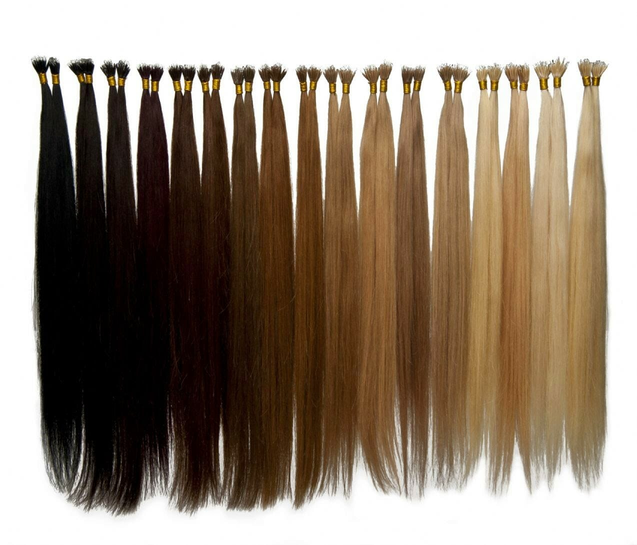 micro rings hair extensions