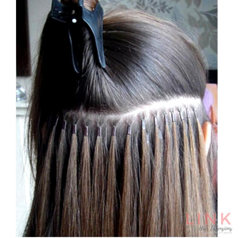 micro ring hair extensions glue free heat free individual bond hair extensions micro ring loop bead link