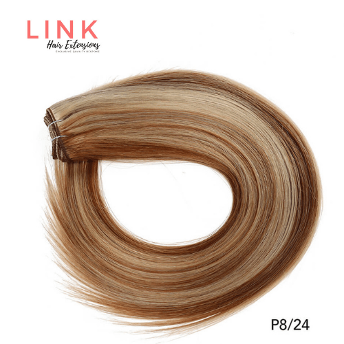 Shop human hair extensions UK weave weft