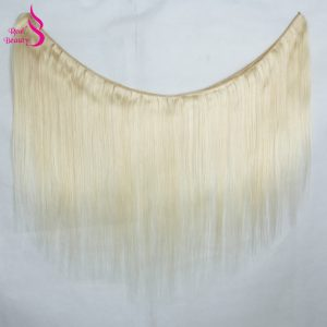 Beauty Platinum Brazilian Straight Hair Weave Bundles 18″Inch Remy Hair Extensions